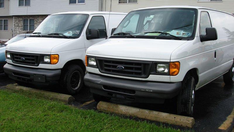 Ford Work Utility Vans