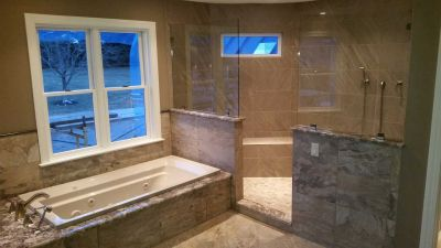 tile bathroom shower spa